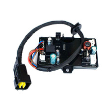 1Pcs Air-Diesel Heater Control Board Motherboard Fit for 12V/24V 3KW/5KW Air Heater ABS Car Accessories