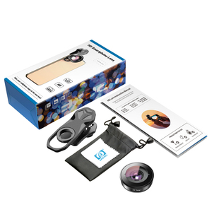 Image 5 - Apexel 光電話レンズ hd 170 度超広角レンズカメラ光学レンズ iphonex xs 最大 xiaomi すべてスマートフォン