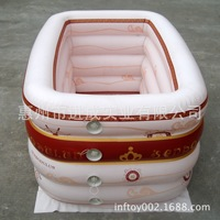 Wholesale Oversized Thick Insulated Children Baby Inflatable Infant Swimming Pool Manufacturers Direct Selling Can Be a Generati