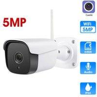 H.265 5MP 1080P Беспроводная ip-камера, wifi, уличная ONVIF CCTV видео, домашняя камера безопасности, слот для карт TF, приложение ночного видения CamHi