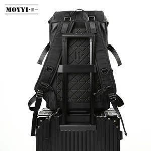 Image 5 - MOYYI 2019 NEW Style Backpacks lightweight with Large Capacity Detachable Flip Two in One Backpacks Men Bag