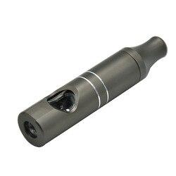 Premium Aircraft aluminiowa fajka do palenia ziół 110 MM/4.33 Cal szklana miska wymienna metalowa fajka do tytoniu fajki akcesoria