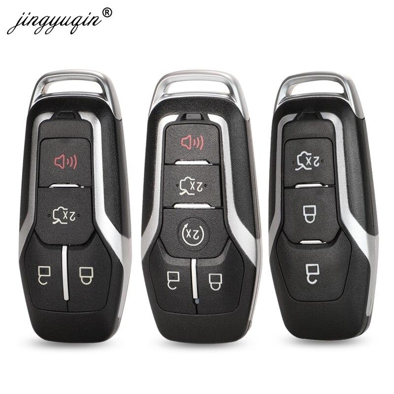 Hoja de llave de emergencia para Ford Fusion Mustang Explorer Mondeo S-Max Remoto Clave Fob