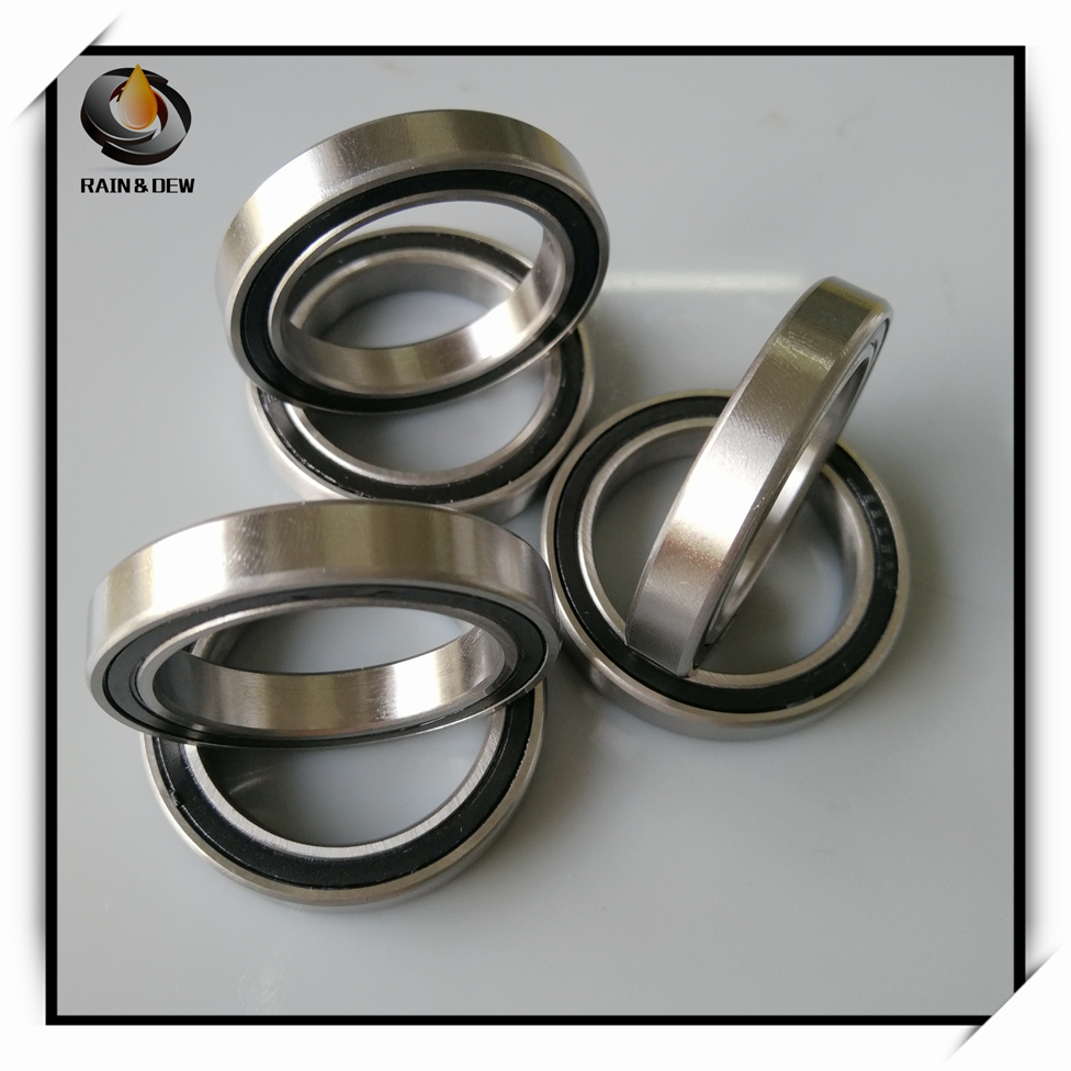 1Pcs 6805 Hybrid Ceramic Bearing 25x37x7 Mm ABEC-7 Bicycle Bottom Brackets & Spares 6805RS Si3N4 Ball Bearings