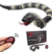 Brinquedos para animais de estimação cobra surpresa piada rc dinossauro animal centopeia inseto barata controle remoto cobra brincadeira caterpilla catnip gato cão