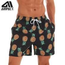 Мужской купальник aimpact пляжные шорты плавки для мужчин пляжная