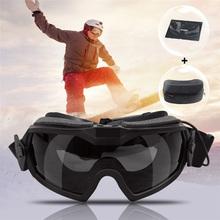 FMA Regulator gogle z wentylatorem zaktualizowana wersja pistolet pneumatyczny Paintball okulary narciarskie przeciwpyłowe przeciwmgielne okulary ochronne tanie tanio CN (pochodzenie) Goggles Black 50mm Z poliwęglanu 150mm Octan Skiing Skiing Goggles Tactical Goggles Helmet Goggles Black DE