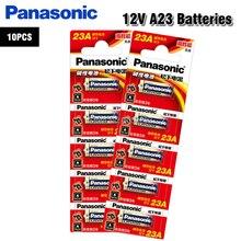 Alkaline A23 Panasonic Battery-Alarm-Batteries MN21 8LR23 LRV08 12v 23a for Calculator-Key