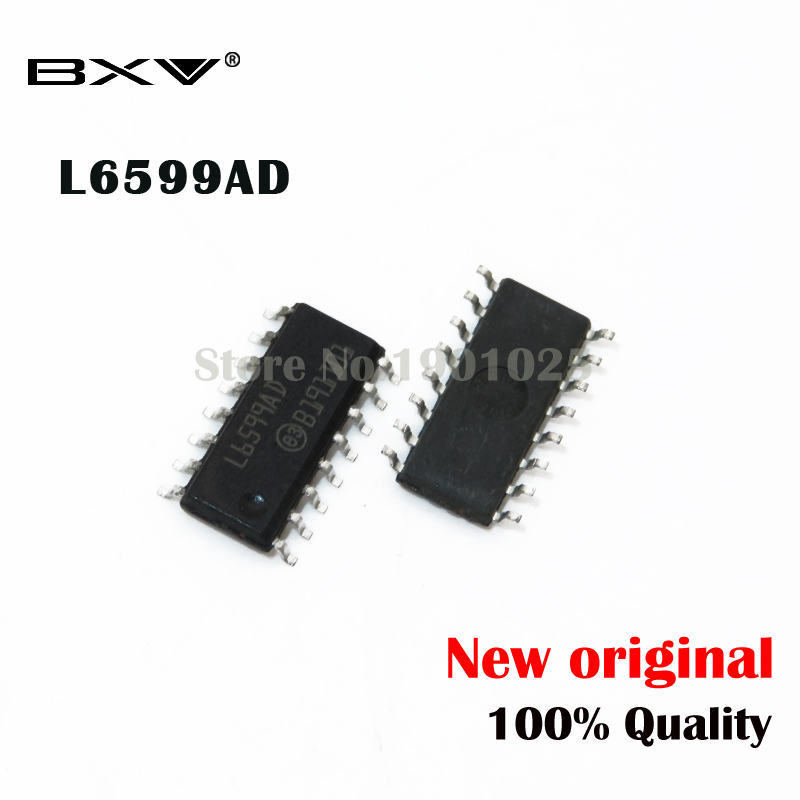 10PCS L6599AD L6599A 6599AD 6599DTR SSOP-16 New Original