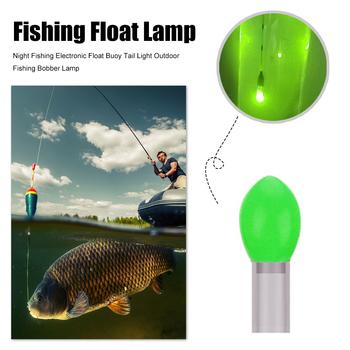 Float Tail Light lampa Bobber wędkarski wędkarstwo nocne elektroniczne na zewnątrz do wędkowania na zewnątrz przenośne akcesoria tanie i dobre opinie VKTECH CN (pochodzenie) Fishing Float Light Connector