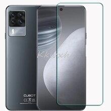 """9H HD temperli cam Cubot X50 6.67 """"ekran koruyucu temperli cam CubotX50 koruyucu kapak filmi"""