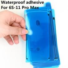 Sticker iPhone 6s Tape Glue Adhesive Waterproof for 7/8/11-pro/.. 3M 50pcs Original