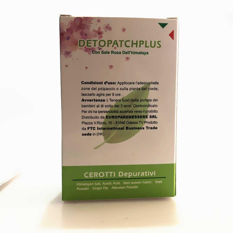 10 pçs/caixa Moda Herbal Emagrecimento Detox Foot Pads Patches Pés Cuidados Removedor de Pé para Aliviar A Dor De Gesso Médica Pé Cuidados Com A Pele