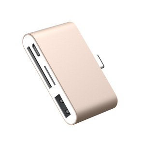 Image 5 - Type c Hub Multifunction Card Reader Otg  Phone Card Reading 4 In 1 SD/TF Memory Card U Disk USB3.1 Type C To USB2.0 Readers