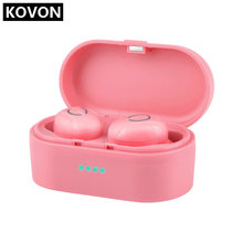 T8 Bluetooth Headsets VS Redmi Airdots Wireless Earbuds 5.0 TWS Earphone Noise Cancelling Mic for iPhone Xiaomi Huawei Samsung baseus s01 bluetooth earphone wireless headsets for iphone samsung xiaomi magnetic switch earbuds auricular bluetooth earpieces