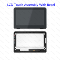 11.6 Touch Screen Digitizer Front Glass Lens Replacement +Bezel for HP x360 310 G2