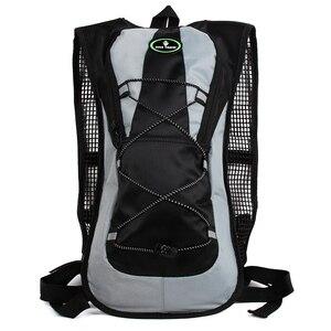 Велосипедная сумка HOTSPEED 5L, водонепроницаемая сумка для езды на горном велосипеде, гидратация, для пеших прогулок, для мотокросса, с сумкой для воды 2L