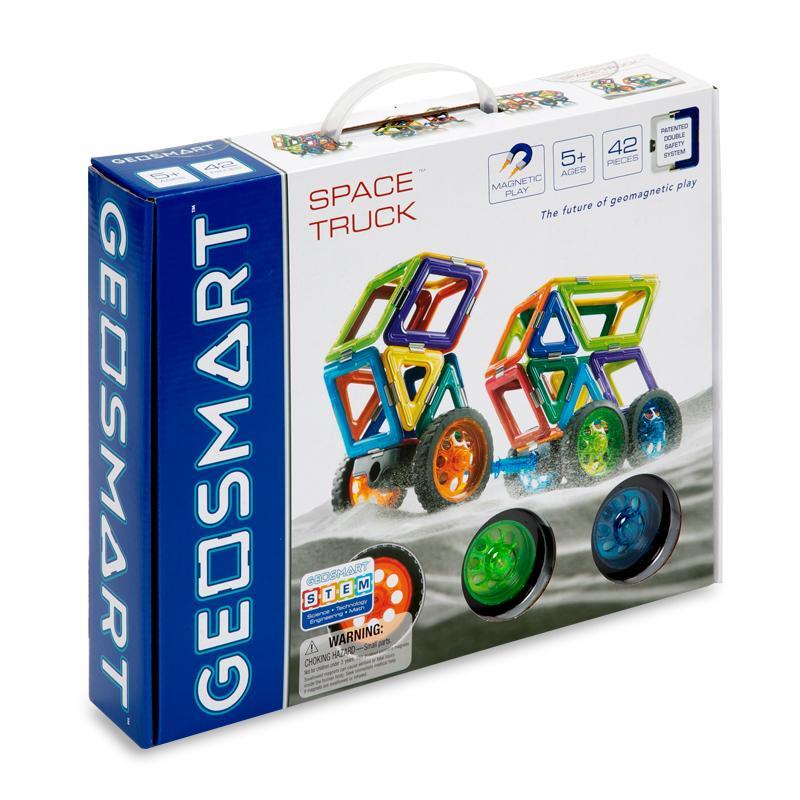 Roll Over Image To Zoom In GeoSmart -Geo301 - Space Truck - Geo Wheels