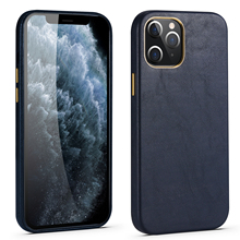 ของแท้หนังโทรศัพท์สำหรับ iPhone 12 Pro 11Pro Max XR X XS Max 7 8 Plus SE2020นุ่ม luxury Real หนังกลับ