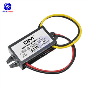 Image 3 - Diymore Dc/Dc Buck Converter Regulator 12V Naar 5V 3A 15W Auto Monitor Step Down Power supply Module