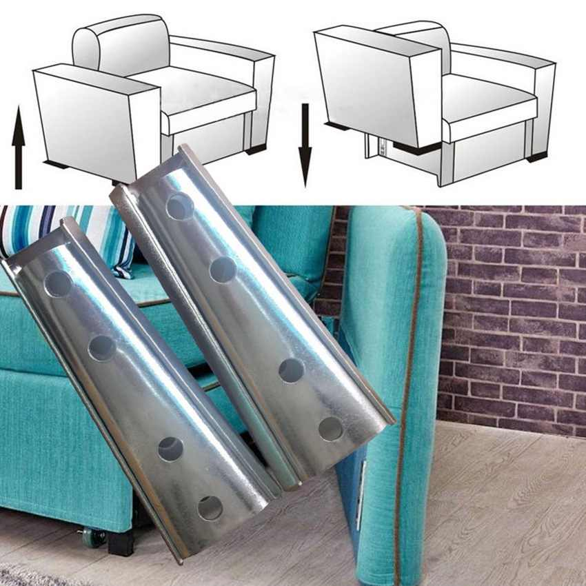 D42 conector de sofá de alta calidad accesorios de hebilla para muebles conector de Hardware 12 puntos hebilla de liberación 16 puntos Rel