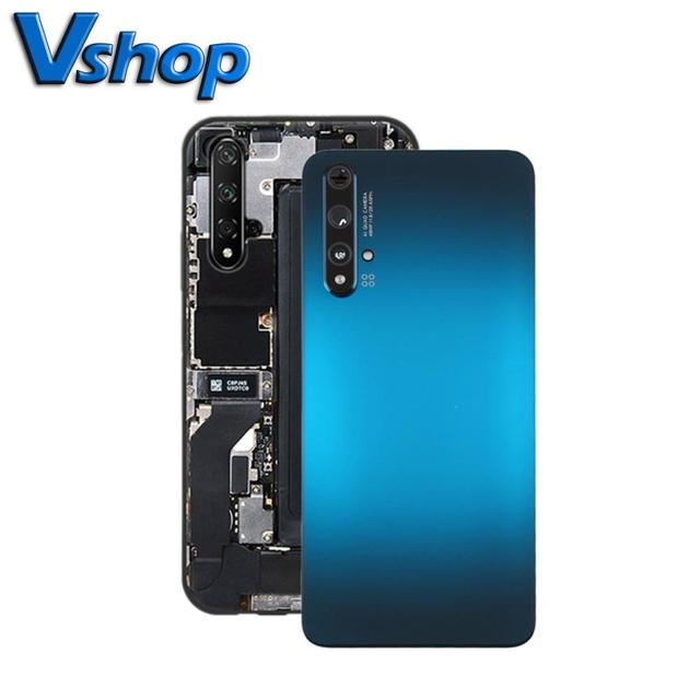 Nova 5T Battery Back Cover with Camera Lens Cover for Huawei Nova 5T Mobile Phone Replacement Parts
