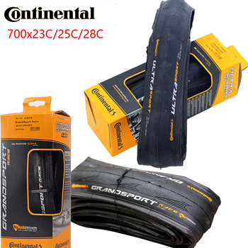 Continental GRAND Sport Race and Ultra 2 700x23c 25c Road Bicycle Folding Tires Bike Trye