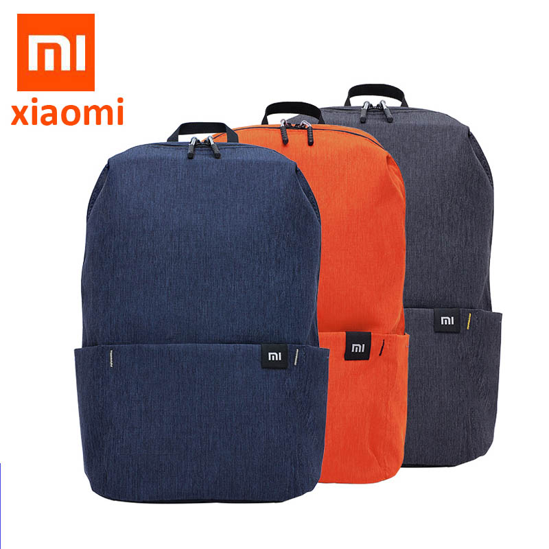 New Original Xiaomi Backpack 10L Bag Urban Leisure Sports Chest Pack Bags Light Weight Small Size Shoulder Unisex Rucksack 1