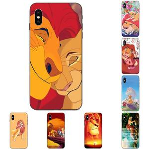 Soft Phone For Galaxy A3 A5 A6 A6s A7 A8 A9 A10 A20E A30 A40 A50 A60 A70 A80 A90 Plus 2018 Mom And Kid Lion King Nebula