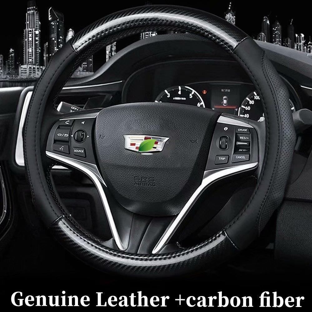 IJUSTBY 4 Pcs Metal Car Wheel Tire Valve Stem Caps for Cadillac XT4 XT5 CT6 SRX XTS ATS CTS CTS EXT Coupe Hybrid Escalade Logo Styling Decoration Accessories.