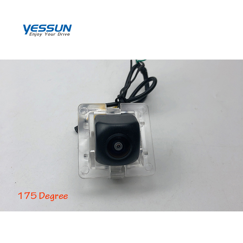 175 Degree Fisheye Sony/MCCD Lens rear camera For Toyota Prado <font><b>150</b></font> <font><b>2010</b></font> 2011 2012 2013 Land Cruiser Prado LC150 LC120 <font><b>2010</b></font>~2017 image