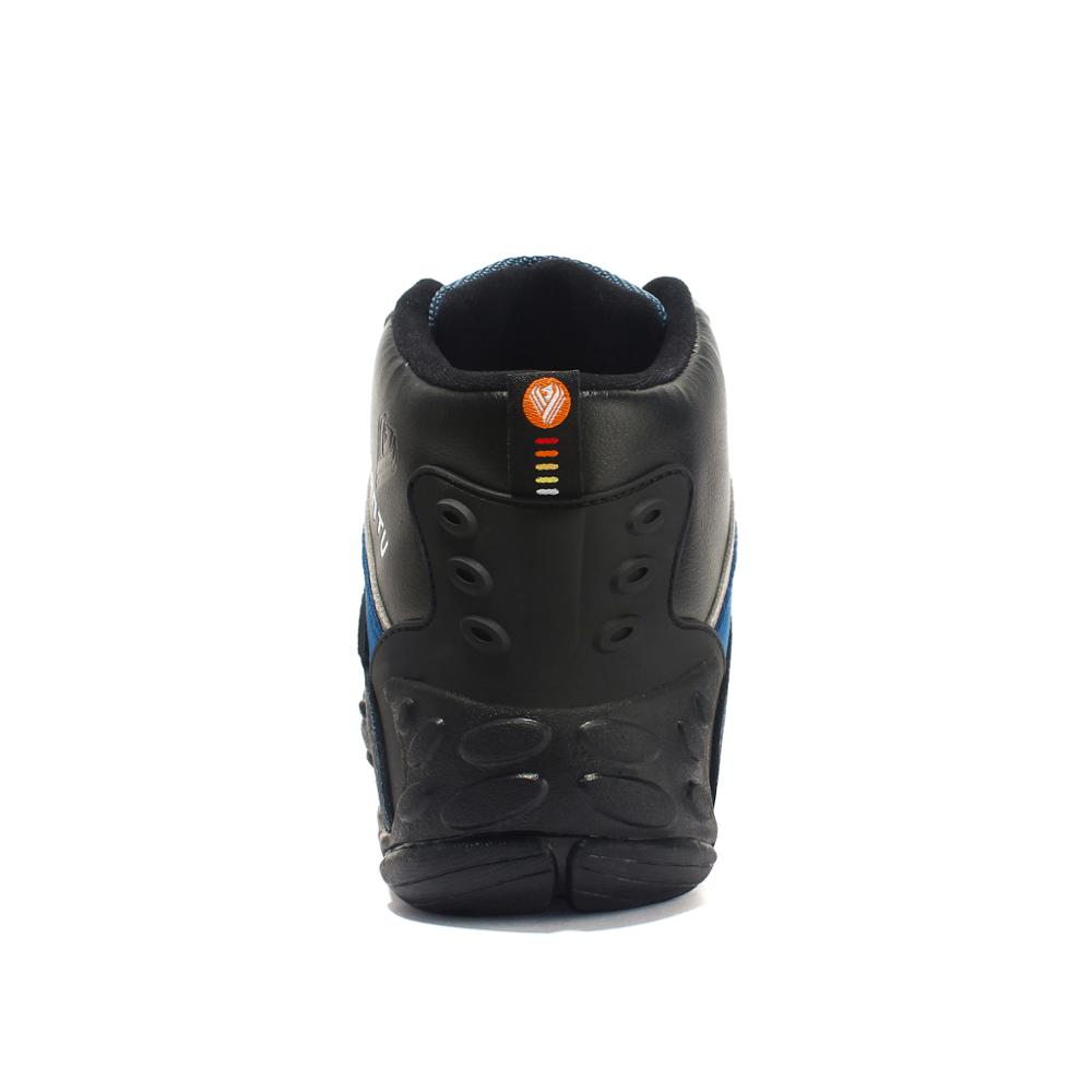 Autumn winter Boots Men Fashion ankle boots for men Genuine Leather men Shoes Waterproof outdoor shoes