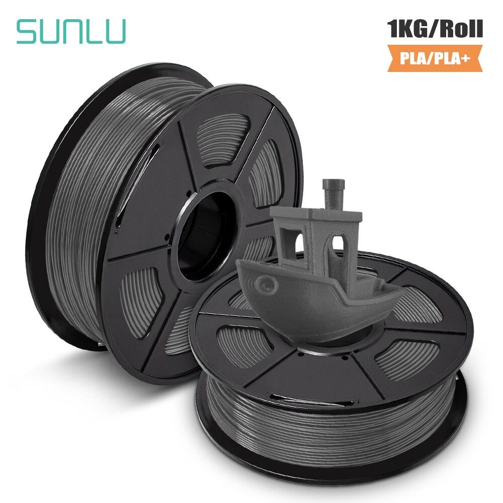 SUNLU PLA/ PLA + 3D-принтеры нити не заблокирован сопла Высококачественная нить 1,75 мм 1 кг DIY цифровой графический планшет для FDM 3D-принтеры