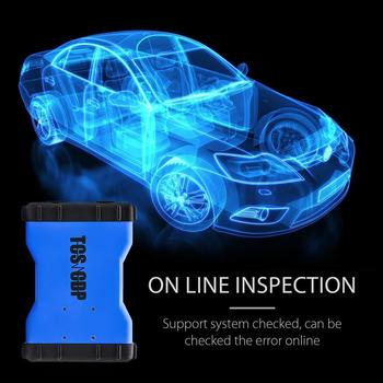 DS150E MVDIAG TCS CDP PRO OBD2 Multi Vehicle Diag OBD2 code reader Scanner CDP Pro Plus OBD2 Diagnostic tool 2020 latest tcs cdp pro plus for delphi ds150e cdp cars trucks obd2 diagnostic tools for autocom with full set 8 cables