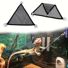 Play-Toys Pet-Hammock Lizard Reptile-Snake Swing Mesh for Climb-Products with Suction-Cup