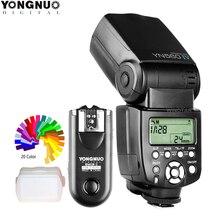 YONGNUO YN 560 IV פלאש Speedlite + RF 603 השני N פלאש טריגר לניקון D7500 D7200 D7100 D800 D810 D750 D610 d3300 D3200 D5600