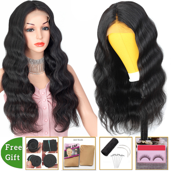 Brazilian wig body wave 13×4 lace front wig lace frontal wig glueless lace front Human Hair Wigs for women non-remy 150% Density remyblue body wave wig 13 4 red burgundy 150 density lace front human hair wig for women colored peruvian remy human hair wigs