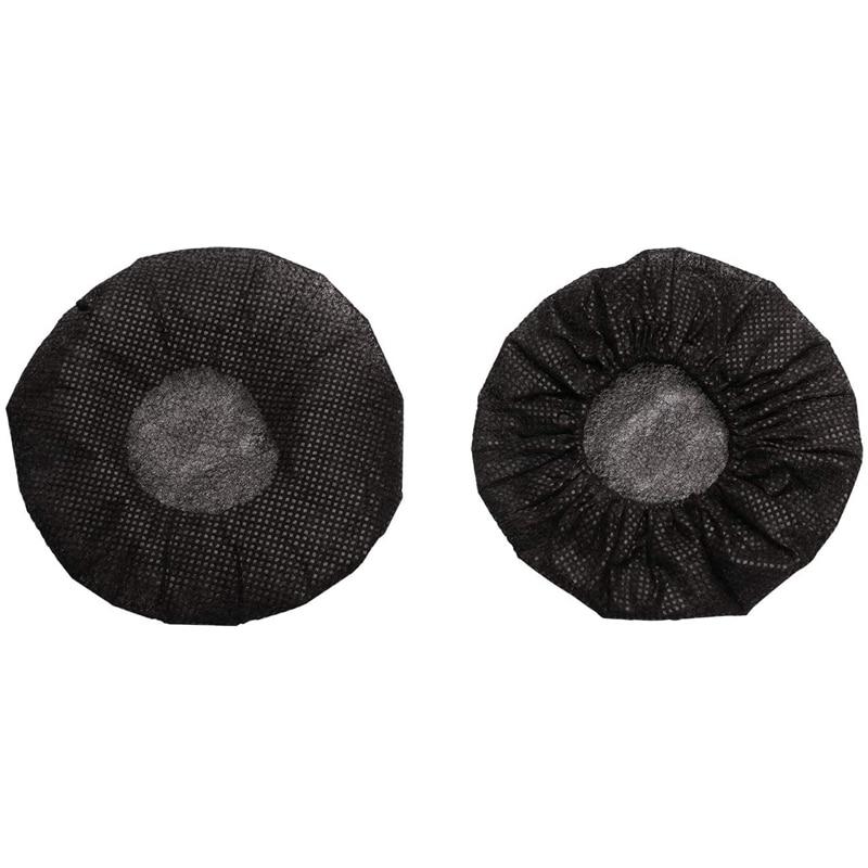 200 Pcs Black Disposable Microphone Covers Karaoke Anti Splash Mic Cover Dust Proof Accessories|Microphone Accessories|   - AliExpress
