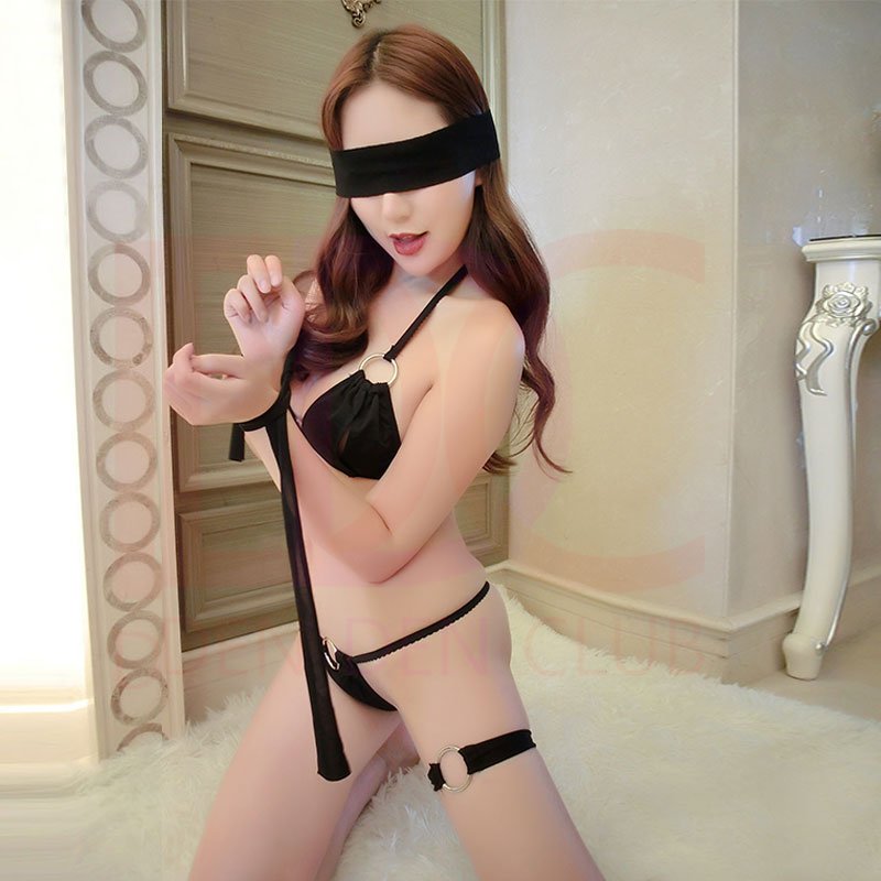 Sexy SM Cosplay Erotic Uniform Sexy Uniform Sexy Bikini Sexy Bra  Panties Set SM Play Erotic SM Costumes Sexy Lingerie 1106