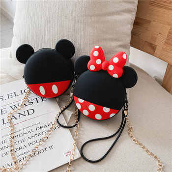 Cartoon Coin Purse Girls Purse Kawaii Mini Wallet Chain Zipper Silicone Headphone Key Storage Bag Mini Crossbody Bag Coin Wallet new fashion women sweet cute ladies girls kids coin purses silicone wallet cartoon clutch purse chain mini bag small coin bags