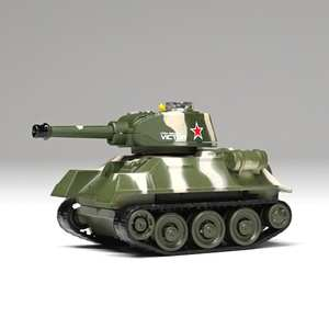 2.4G RC Tank Tiger Electronic Toys Model for Children Kids Imitate Scale Remote Radio Control Tank Radio Controlled