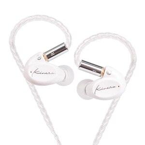 Image 1 - AK Kinera SIF dynamique lecteur dans loreille écouteurs écouteurs HIFI DJ moniteur écouteurs en cours dexécution Sport bouchon doreille casque bouchon avec MMCX