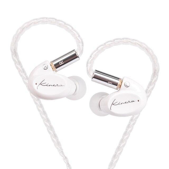 AK Kinera SIF dynamique lecteur dans loreille écouteurs écouteurs HIFI DJ moniteur écouteurs en cours dexécution Sport bouchon doreille casque bouchon avec MMCX