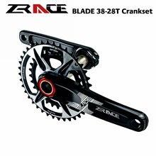 Zrace blade 2x10 11 12 скоростной кривошипный блок Орлиный зуб