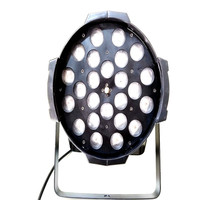 LED stage lights 24x12W 4in1 dmx Controller lighting led par18x12w zoom par light dj par 64 rgbwa light for dj party disco
