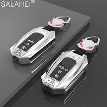 Модный силиконовый чехол из цинкового сплава для автомобильного