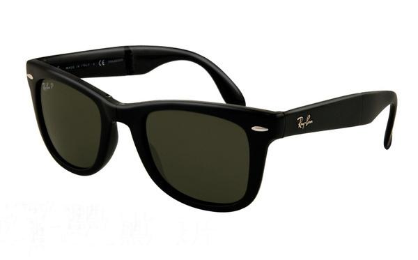 Original RayBan RB4105 gafas de sol de protección UV hombres/mujeres