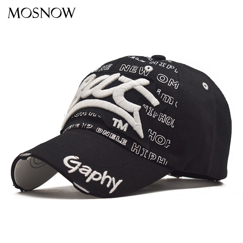 Baseball Caps Hats Men Embroidered Snapback Caps Fitted Hat Unisex Casual Hat Casquette Summer Women's Baseball Cap Bone Youth