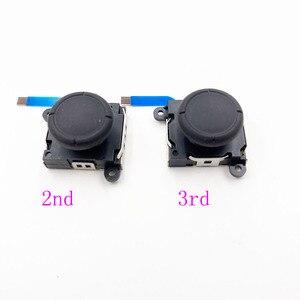 Image 4 - 10 pièces dorigine pour Nintendo Switch Lite & Joy Con contrôleur Joypad 3D Joystick analogique bâton de pouce Joystick capteur Module