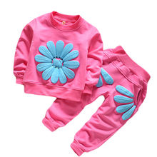 Осенняя одежда для маленьких девочек 2020 Детские наряды детская